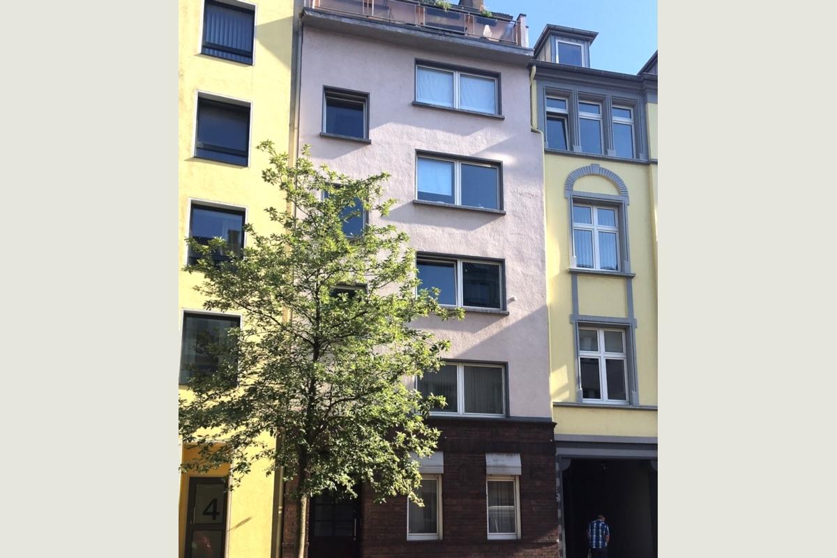Kleines Mehrfamilienhaus in Zentrumslage