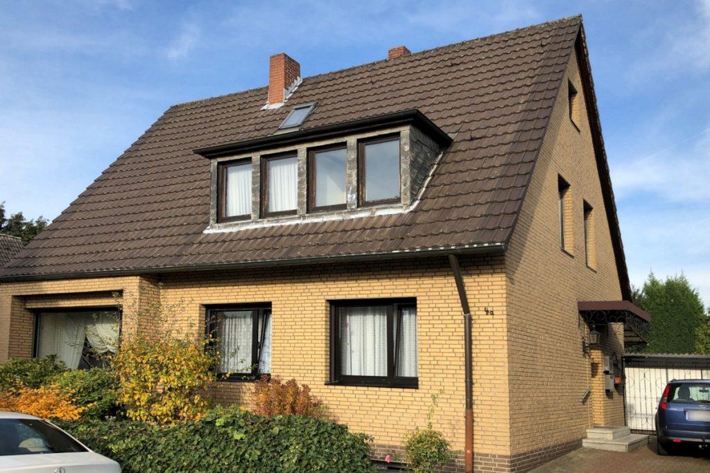 Gepflegtes Einfamilienhaus in Düsseldorf