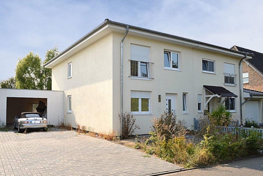 Einfamilienhaus mit Entwicklungspotential