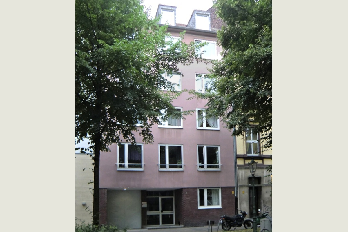 Gepflegtes Wohnhaus in Innenstadtlage