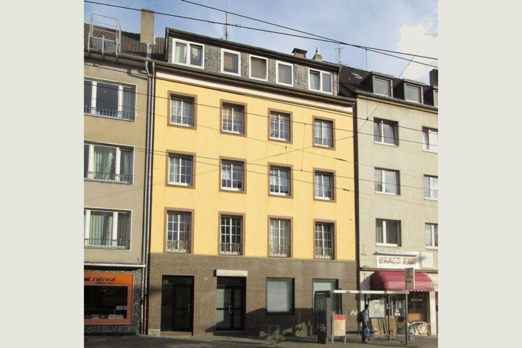 Entwicklungsfähige Immobilie in guter Wohnlage