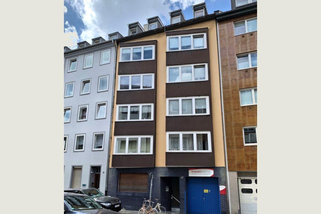 Attraktives Mehrfamilienhaus in Unterbilk