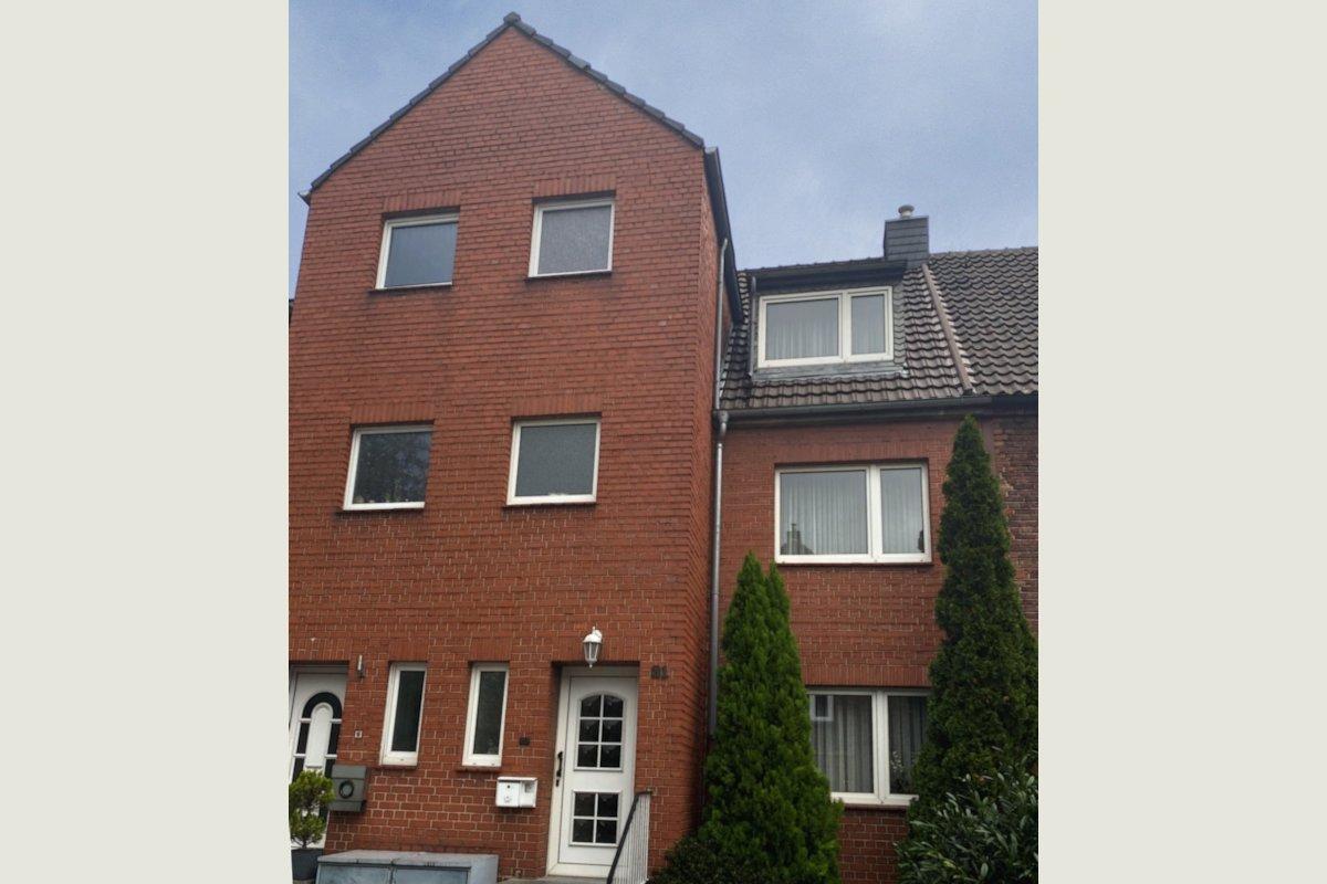 Einfamilienhaus in Nähe der Düsseldorfer Innenstadt